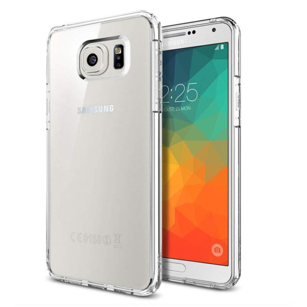 wholesale dealer 4b783 53966 Transparent Plastic Back Cover Case For Samsung Galaxy Note 5 - Clear