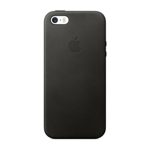 huge discount 79b61 85ce9 Transparent Plastic Back Cover Case For iPhone 5 / 5s / SE - Black