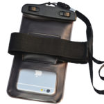 waterproof bag Black_back