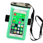 waterproof bag Green_Front