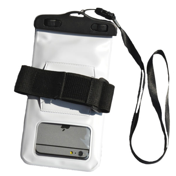 waterproof bag White back