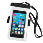 waterproof bag White front