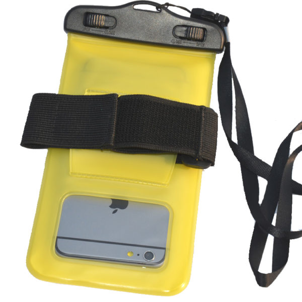 waterproof bag Yellow_Back