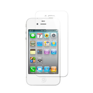 Tempered Glass Screen Protector For Apple iPhone 4/ 4s
