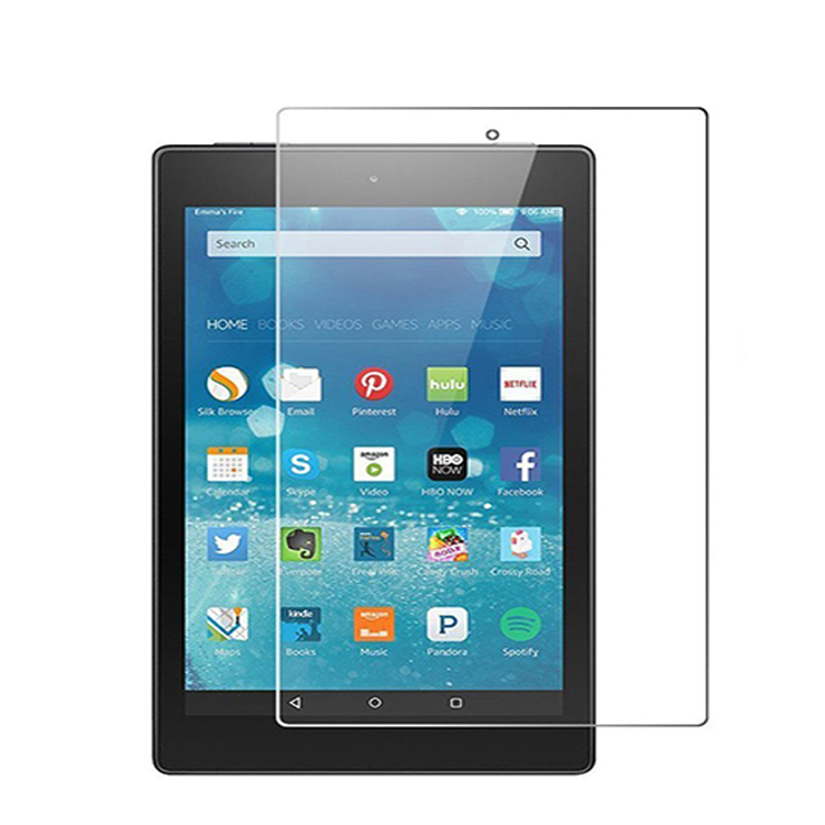"Premium Tempered Glass Screen Protector for Amazon Kindle Fire hd 10 10.1/"" 2015"