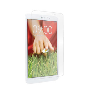 """Tempered Glass Screen Protector For Lg G Pad X / 3 Fhd 8"""""""