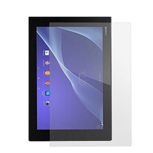 Tempered Glass Screen Protector For Sony Xperia Z2 Tablet Lte 10.1""