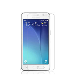 Tempered Glass Screen Protector For Samsung Galaxy A5/ Duos (2015)