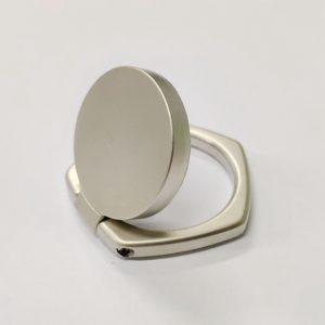 Ring Phone Holder 5 Angle Shape Grey