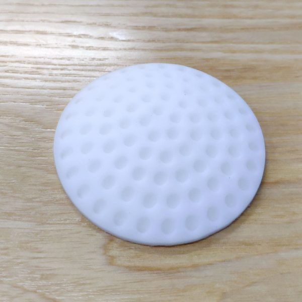 Golf Styling Rubber Defender Handle Door Pad Protection Wall Stickers