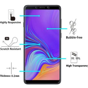 Tempered Glass Screen Protector For Samsung Galaxy A9 (2018)