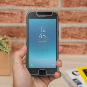 Tempered Glass Screen Protector For Samsung Galaxy J2 PRO (2018)