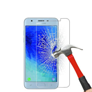 Tempered Glass Screen Protector For Samsung Galaxy J3 (2018)