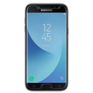 Tempered Glass Screen Protector For Samsung Galaxy J7 PRO
