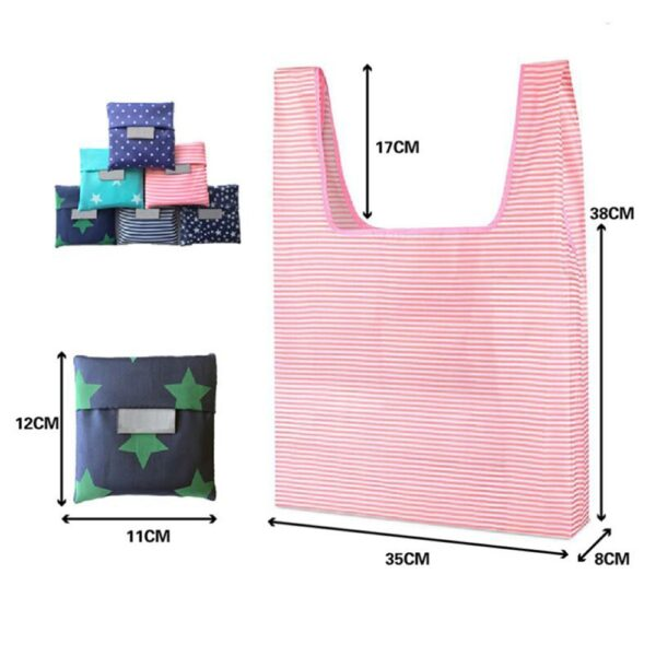 Reusable Shopping Bag (2)